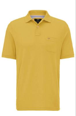 Polo, Basic, Chest Pocket
